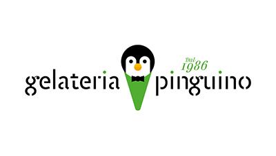 GELATERIA PINGUINO LOGO